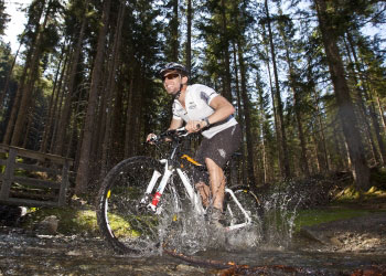 sommer mountainbike pension zimmer pitztal
